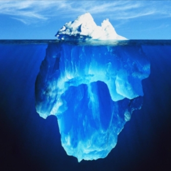 WORKPLACE CASUALTIES COSTS ARE LIKE AN ICEBERG